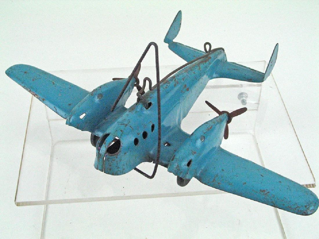 Wyandotte Electric Plane Pressed Steel
