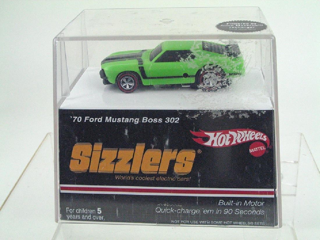 Hot Wheels Boss 302 Sizzler in Box
