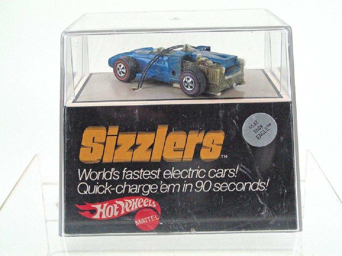 Hot Wheels Indy Eagle Sizzler in Box