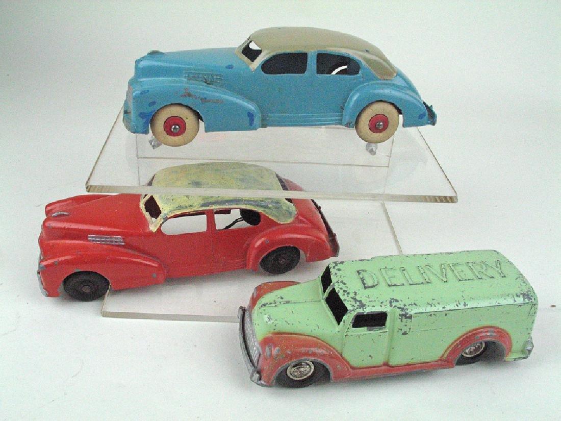 Hubley Renwal Car Lot