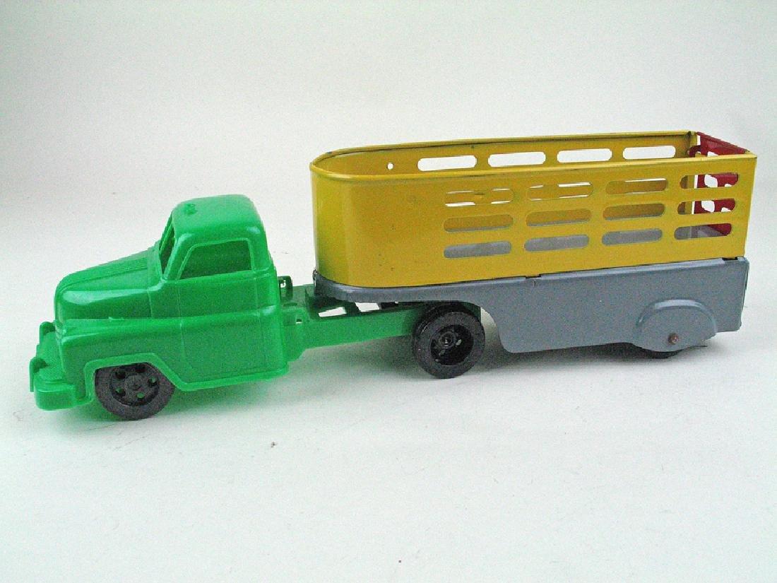 Marx Tractor Trailer