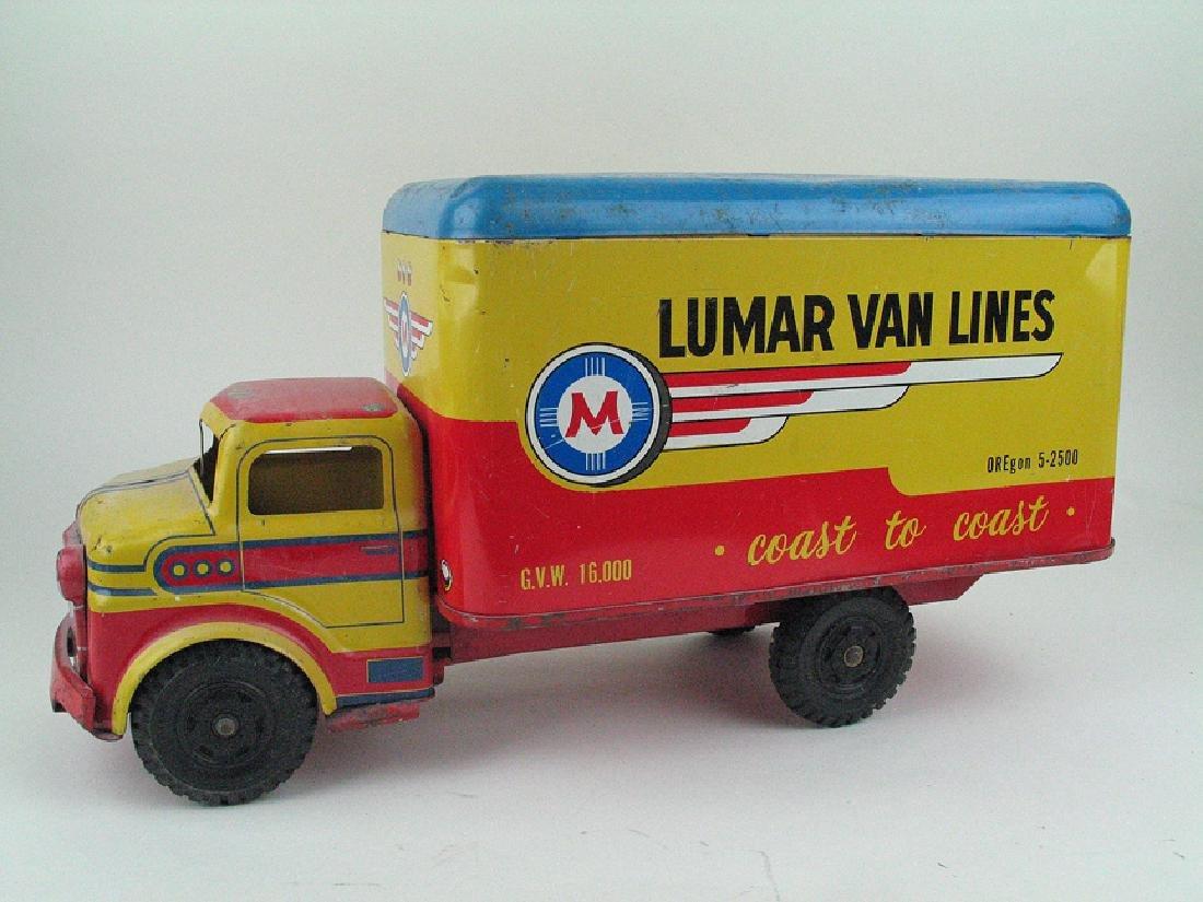 Marx Lumar Coast To Coast Van Lines
