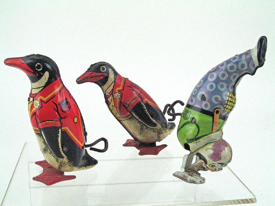 J. Chein Tin Toys