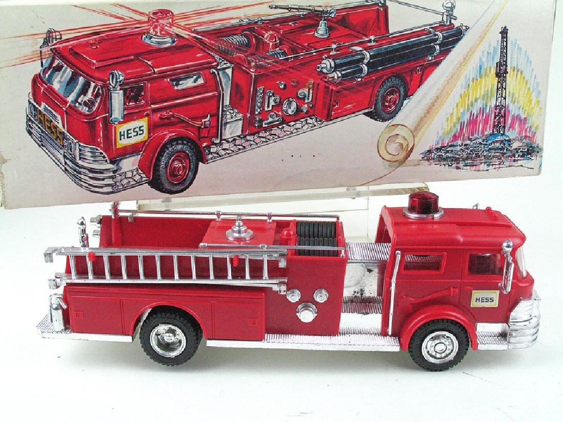 Hess Fire Truck 1960\'s in Box