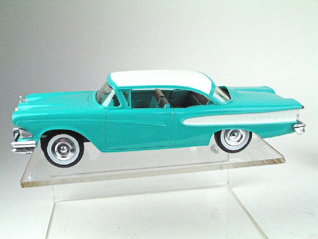 Edsel 1958 Promo Car In Box