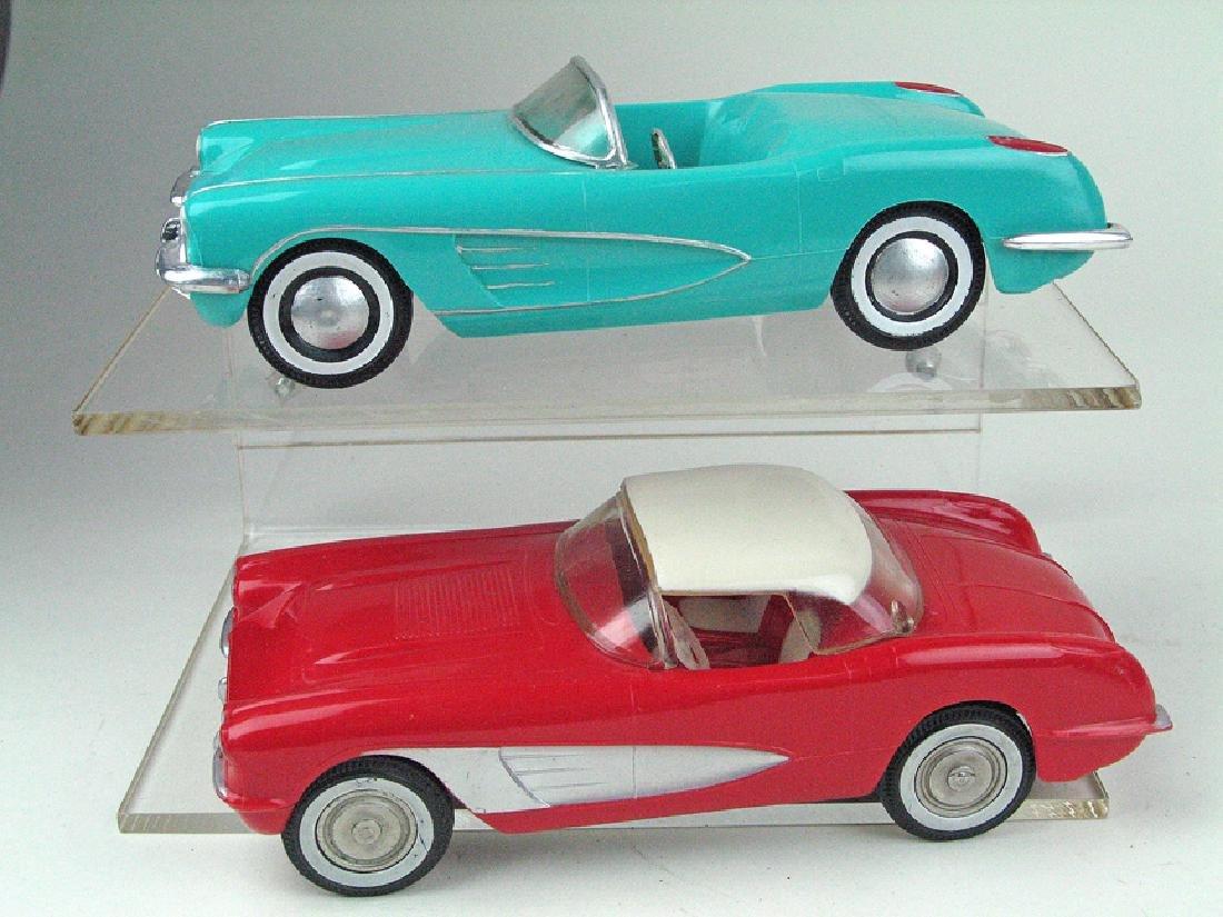 1950\'s Corvette Promo Cars