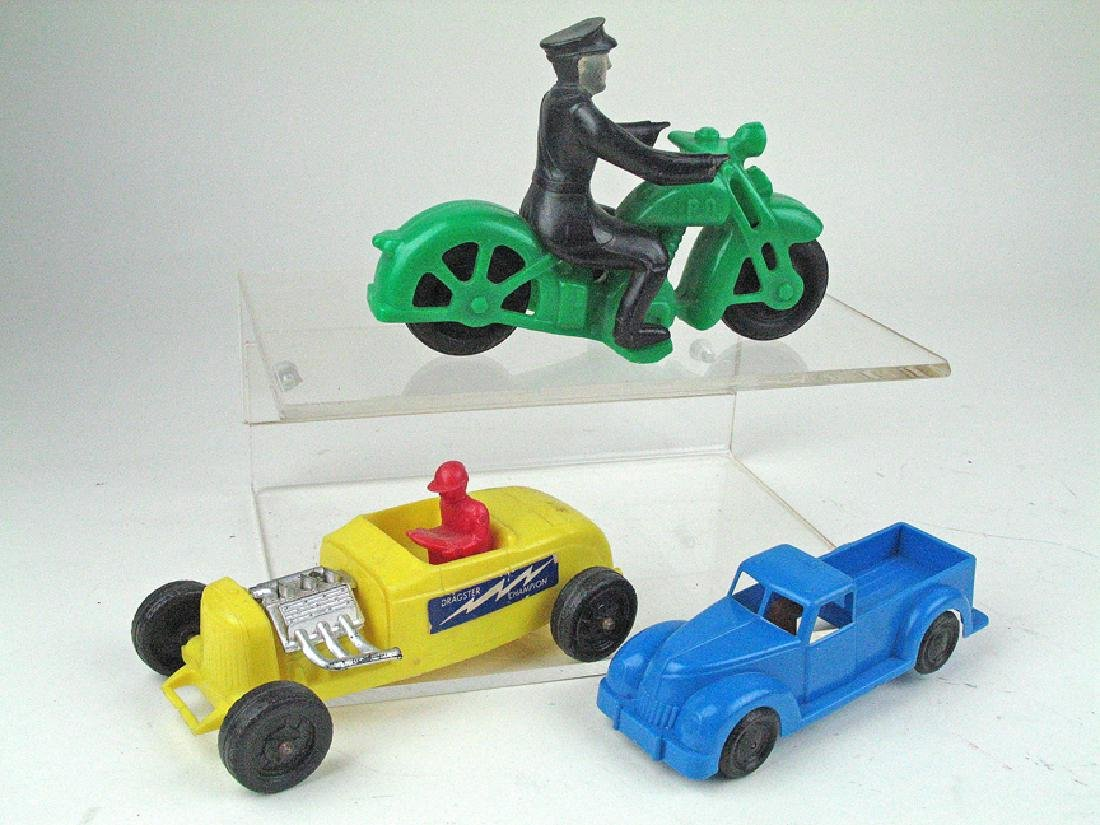 1950\'s Cycle Dragster Lot