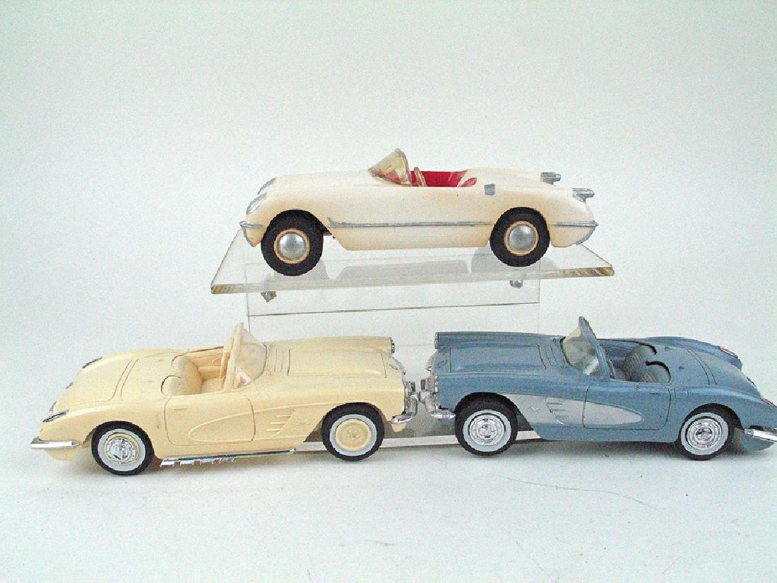 Corvette Promo Car Lot