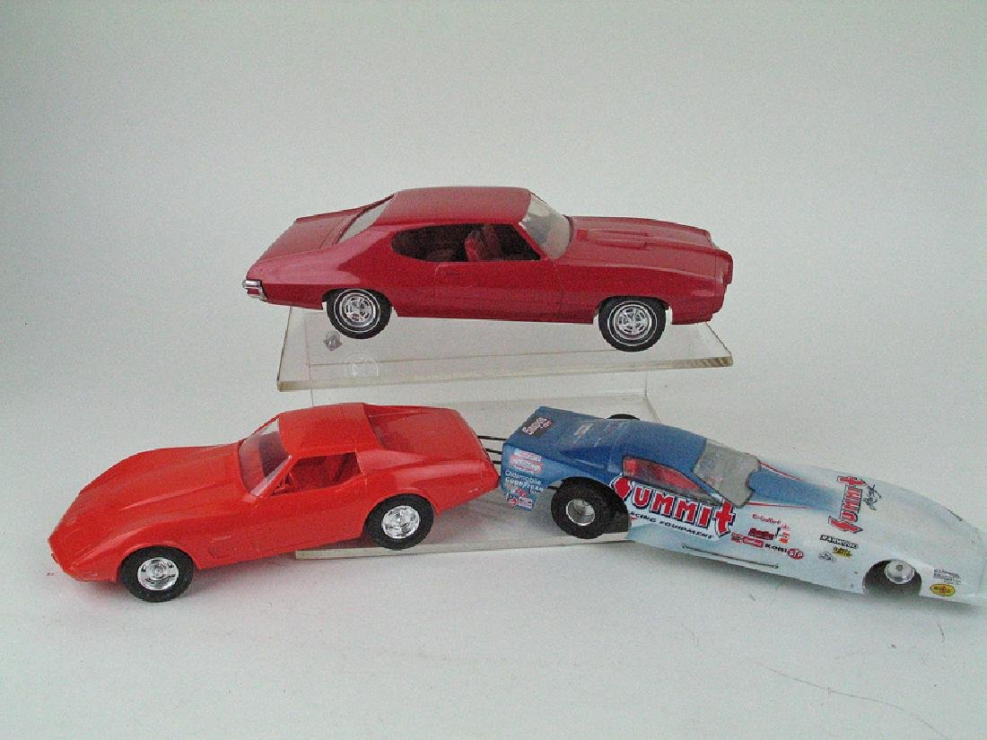 Pontiac GTO Corvette  Summit Racer Lot
