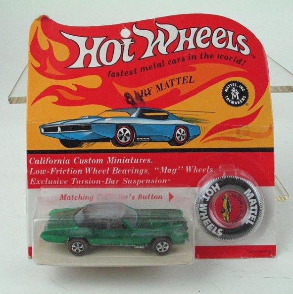 Hot Wheels Redline Custom Eldorado MIP