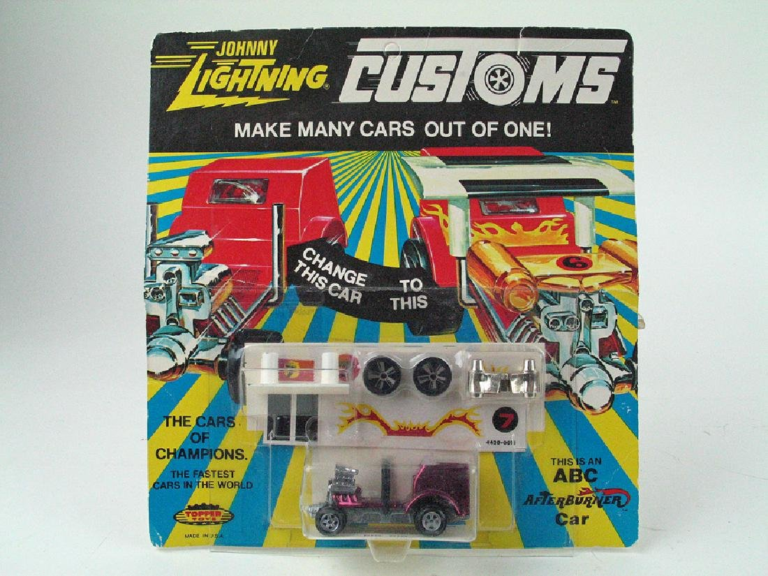 Johnny Lightning Customs Big Rig MIB