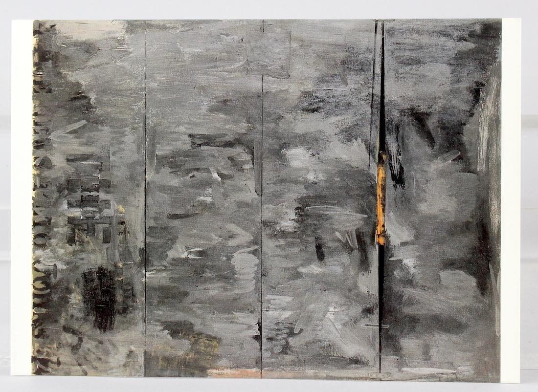 Jasper Johns Artist Signed Litho