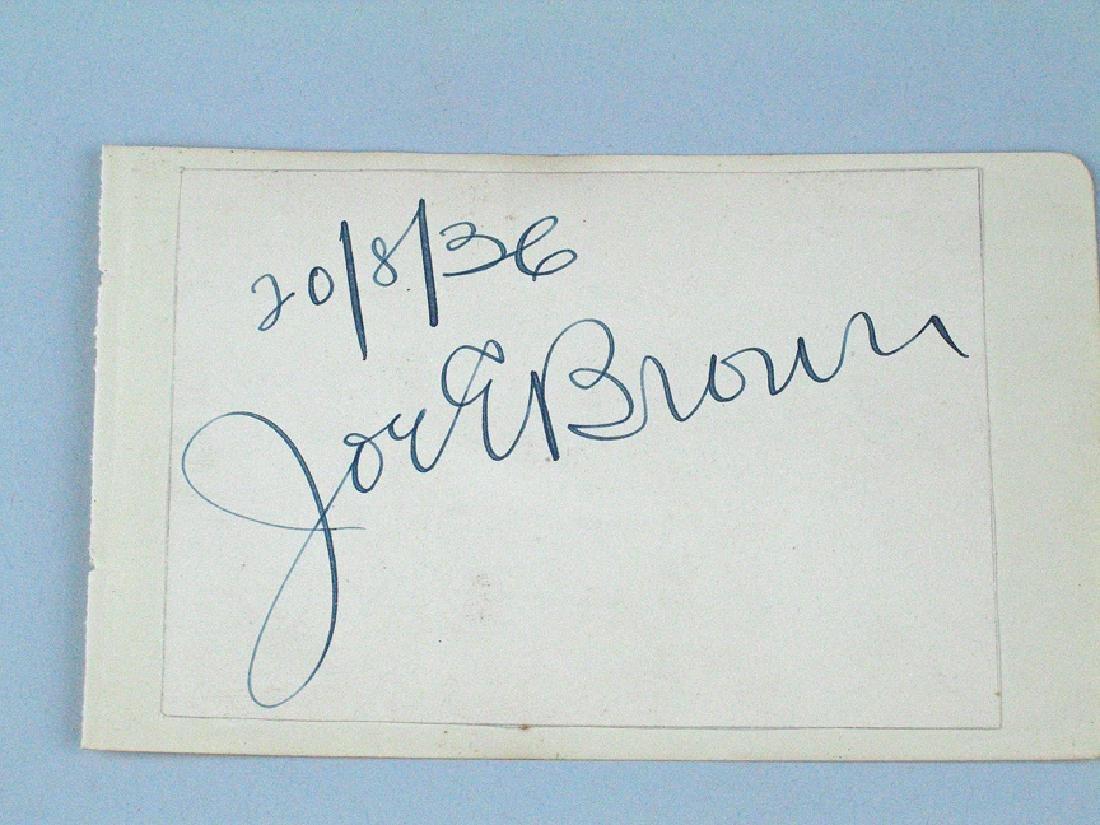 Joe E Brown The Loudmouth