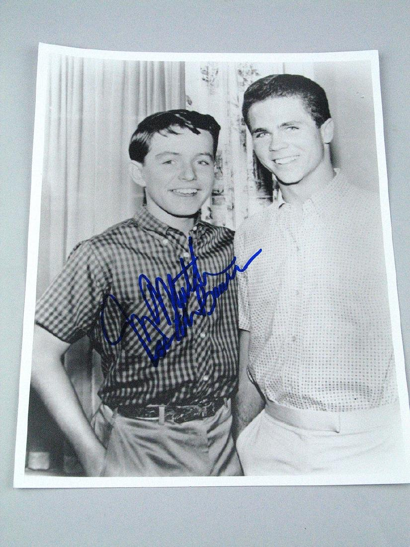 Jerry Mathers Leave It To Beaver Signed