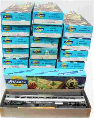 Large Lot of 18 Athearn HO Store Stock in Boxes