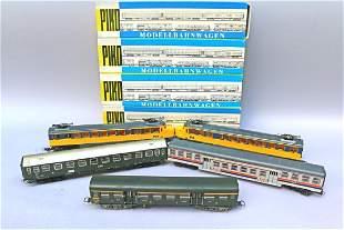 PIKO HO Train Lot