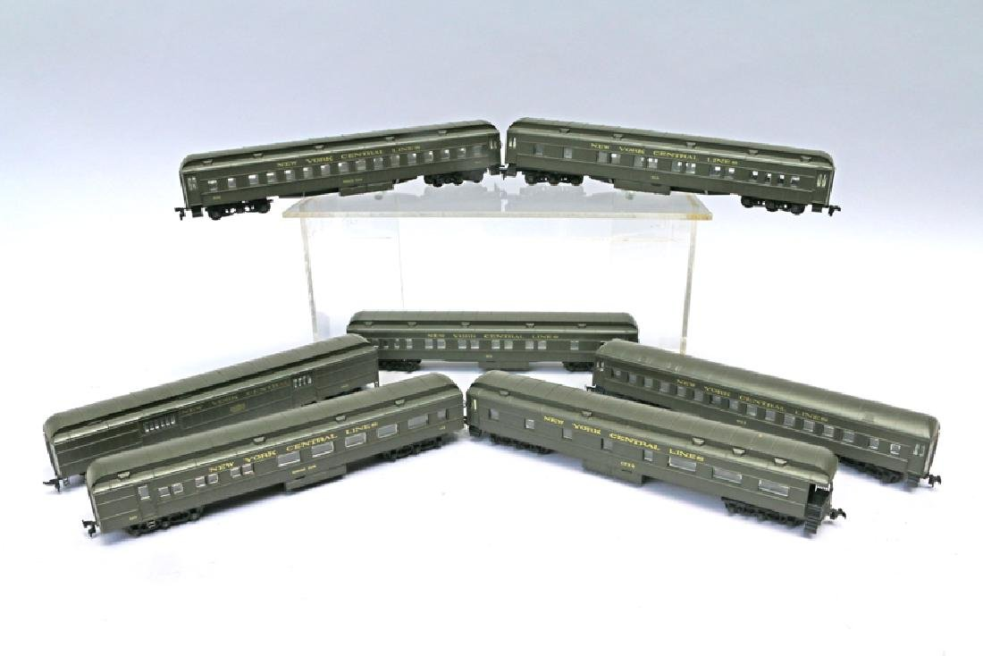 New York Central HO Rolling Stock