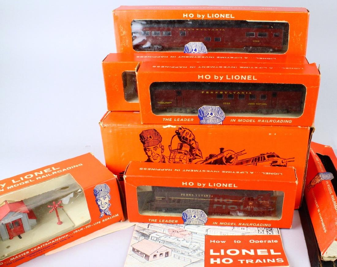 Lionel HO Train Set In Box