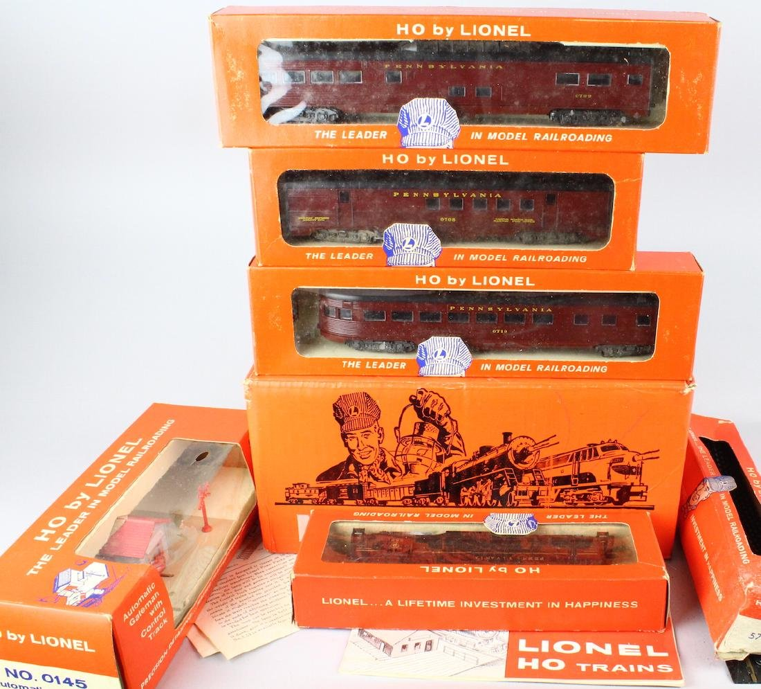 Lionel HO Train Set In Box - 4