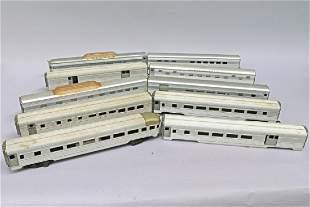 Japan New Haven HO Aluminum Kit Rolling Stock
