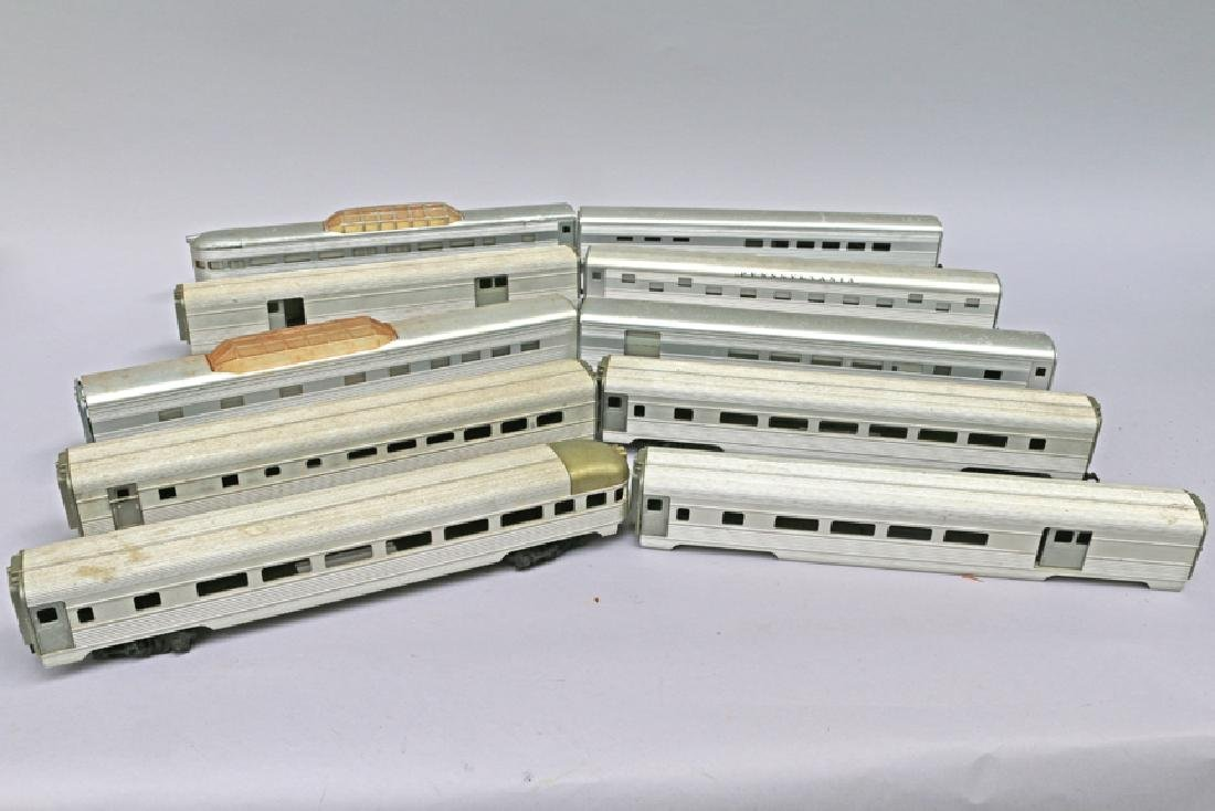 Japan New Haven HO Aluminum Kit Rolling Stock