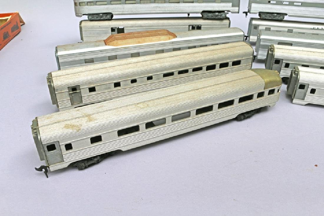Japan New Haven HO Aluminum Kit Rolling Stock - 2