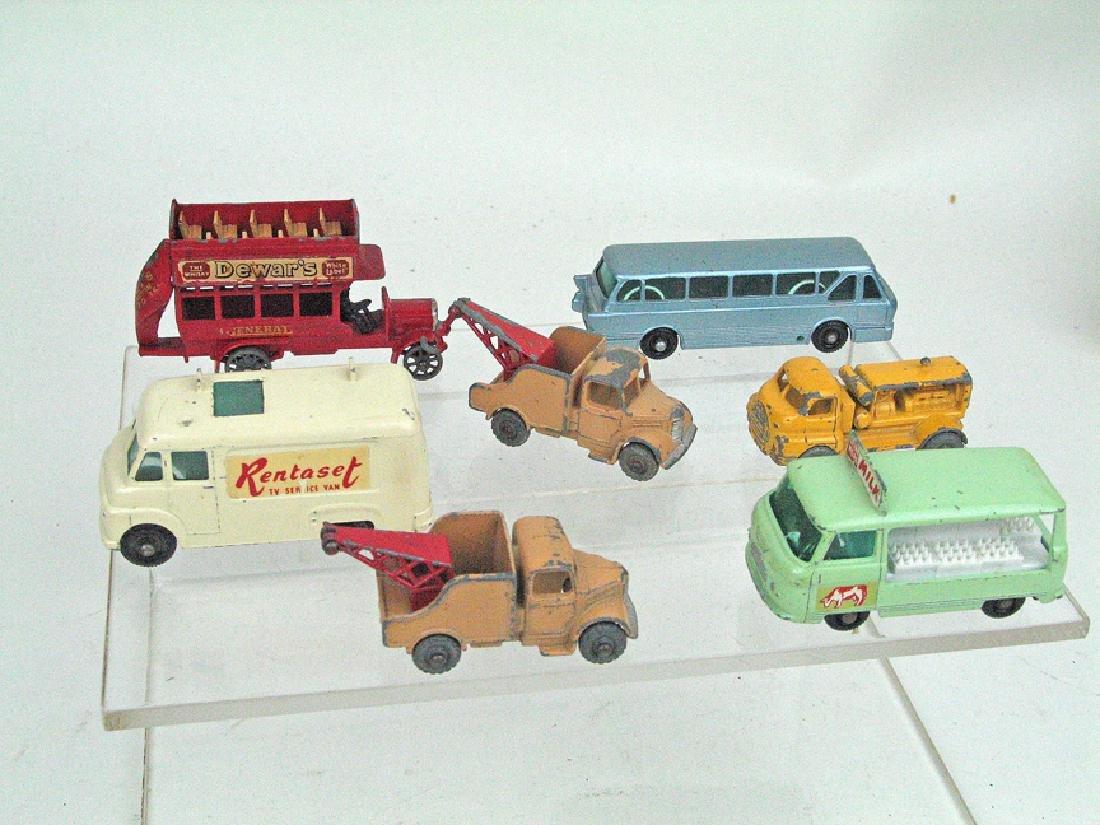 Matchbox  Greywheels Lot
