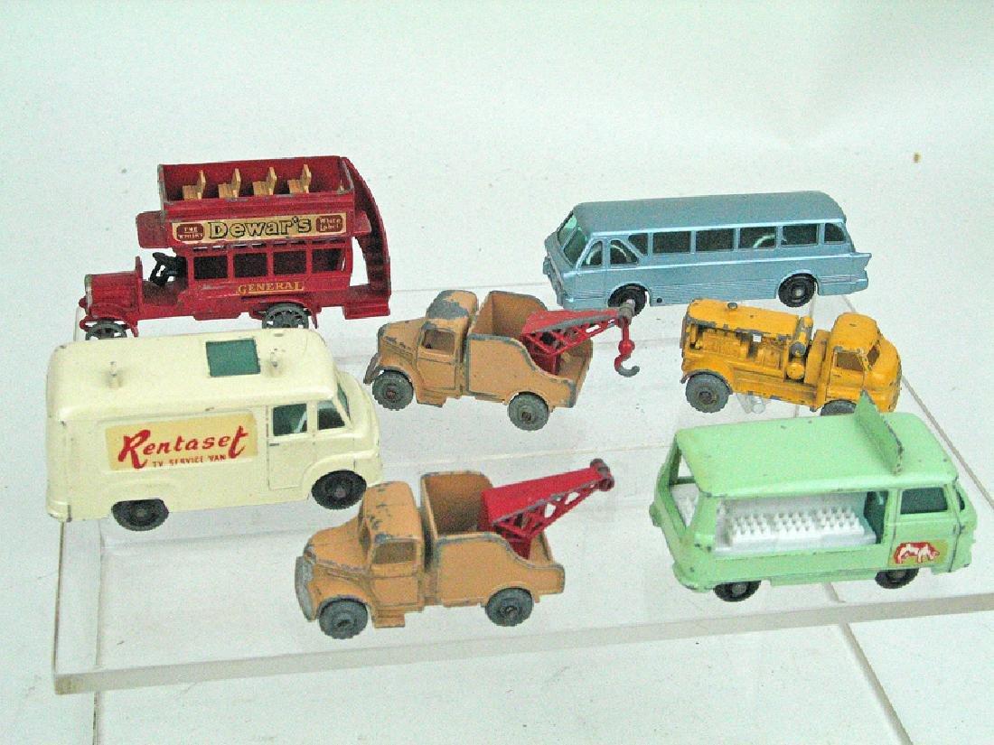 Matchbox  Greywheels Lot - 2