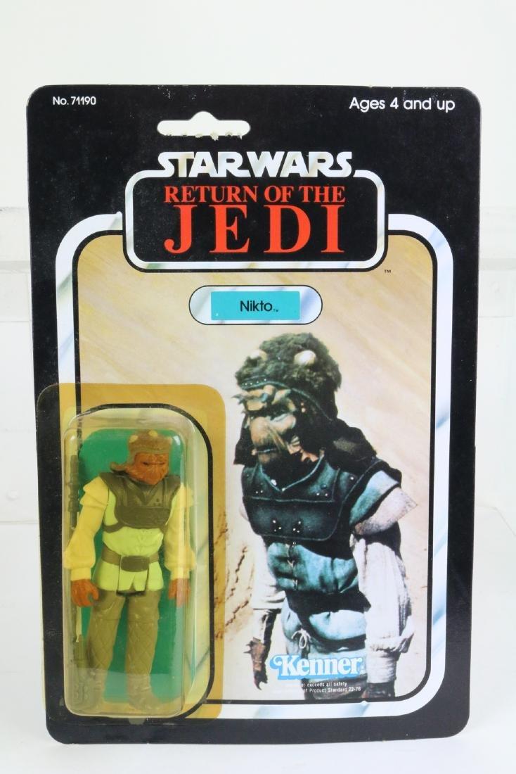Star Wars Return Of Jedi NIKTO MIP