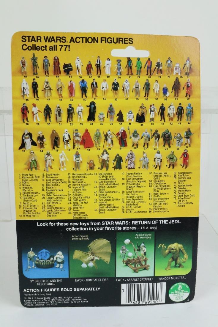 Star Wars Return Of Jedi Hans Solo figure MIP - 2