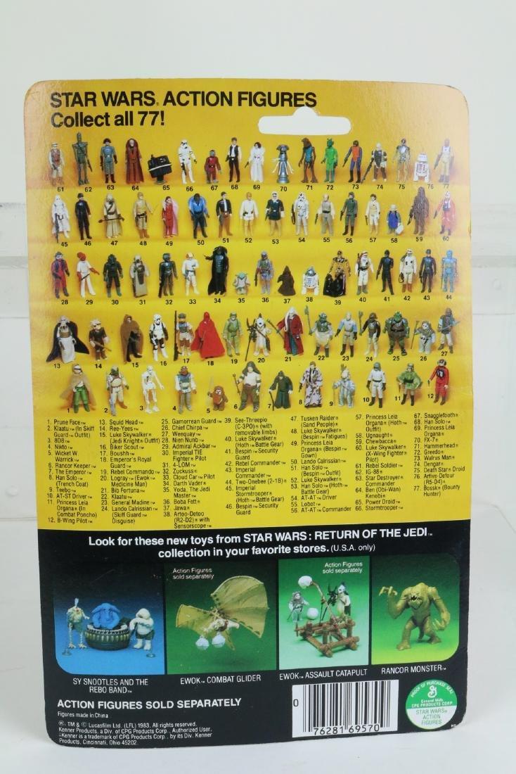 Star Wars Return Of Jedi Luke Skywalker figure MIP 1983 - 2