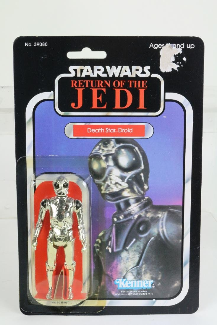 Star Wars Return Of Jedi Death Star Droid figure MIP