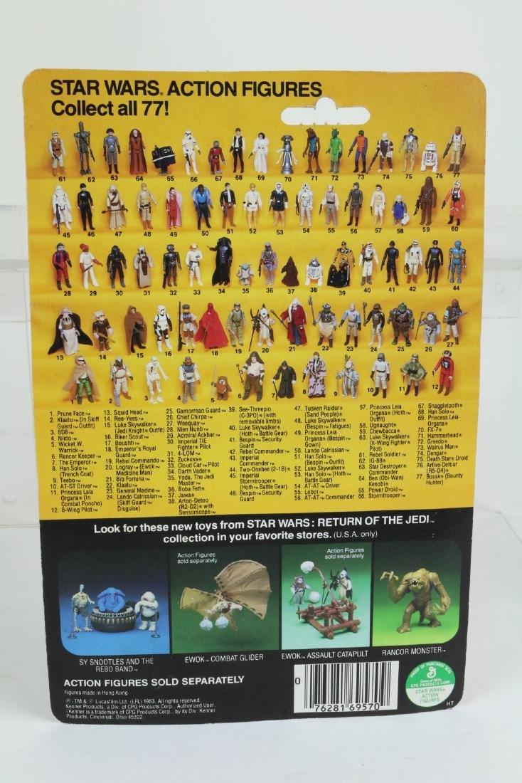 Star Wars Return Of Jedi B Wing Pilot figure MIP 1983 - 2