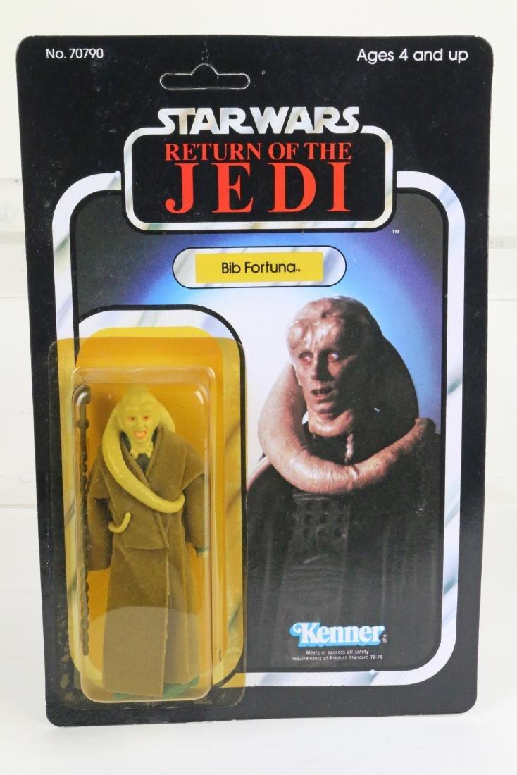 Star Wars Return Of Jedi Bib Fortuna figure MIP 1983