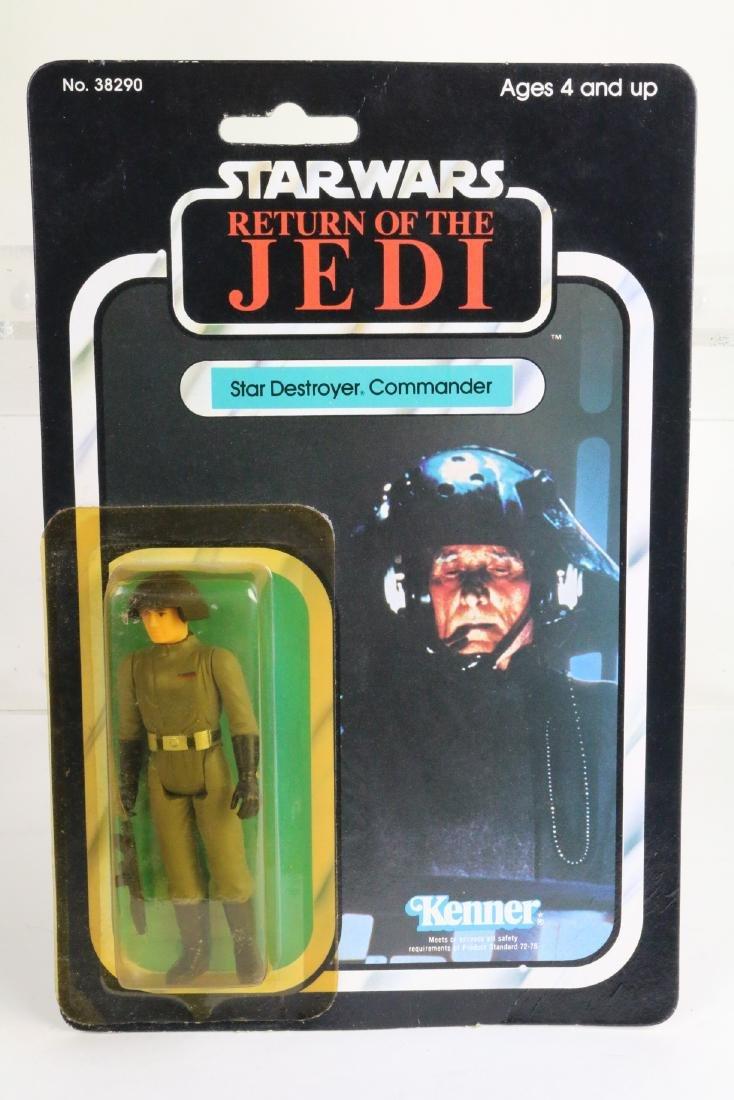 Star Wars Return Of Jedi Star Destroyer Commander