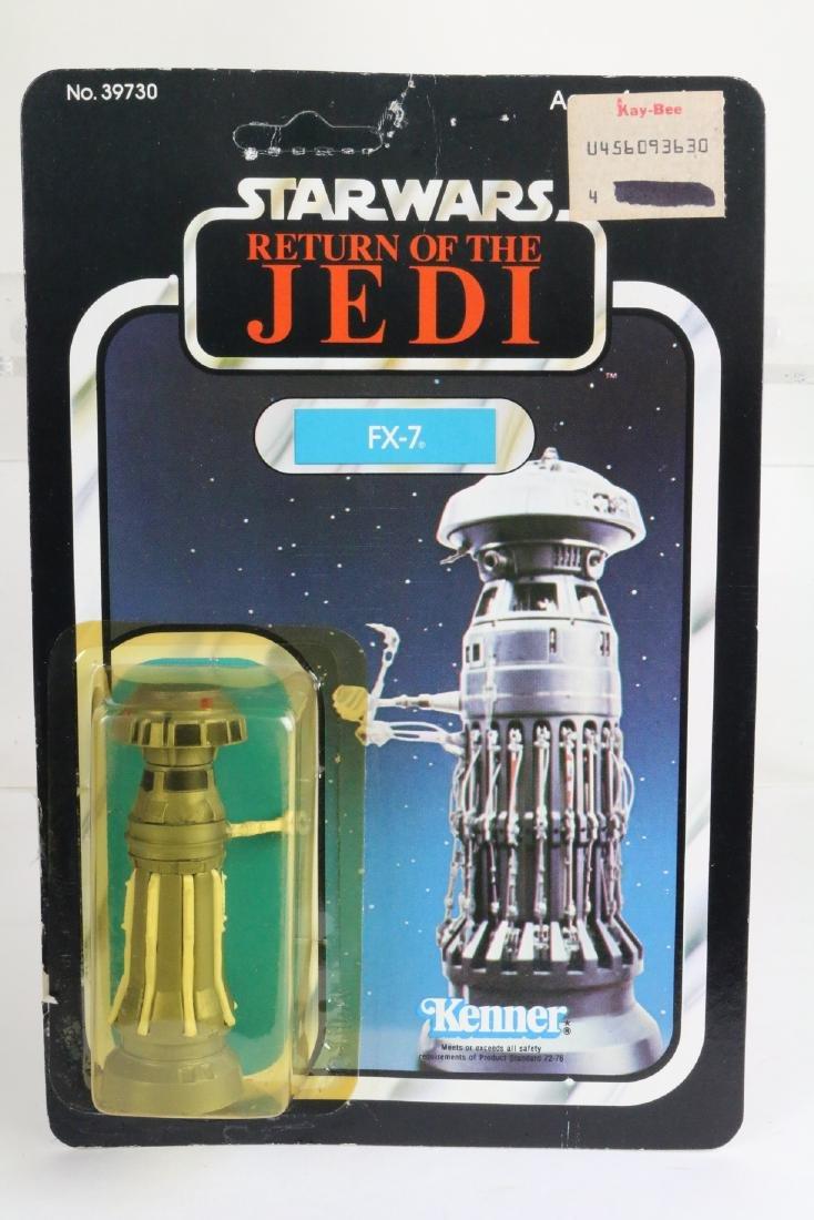 Star Wars Return Of Jedi  FX7 figure MIP 1983
