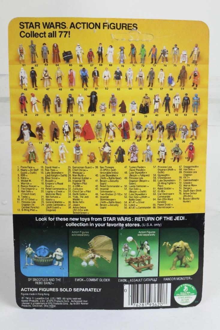 Star Wars Return Of Jedi  FX7 figure MIP 1983 - 2
