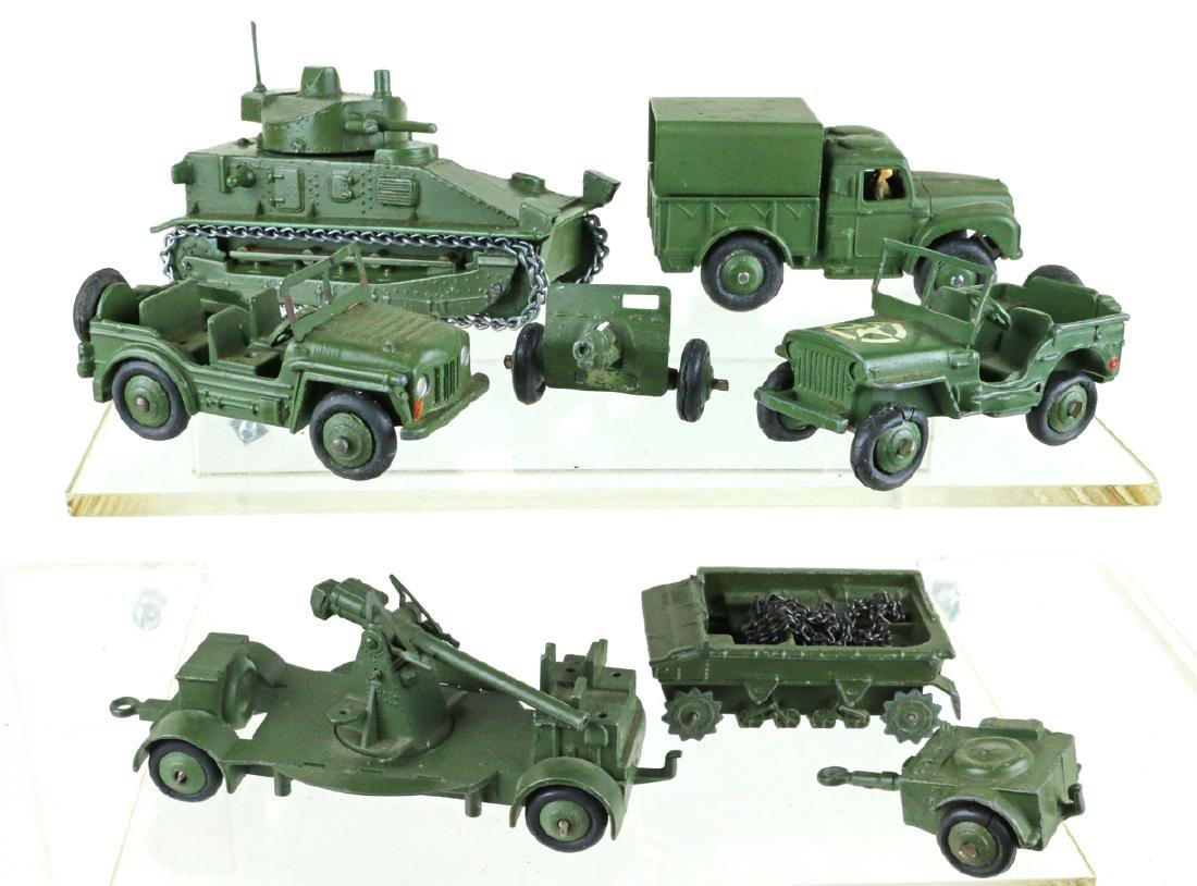 Dinky Military Vehicle Lot