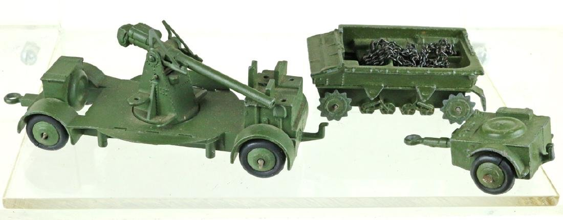 Dinky Military Vehicle Lot - 3