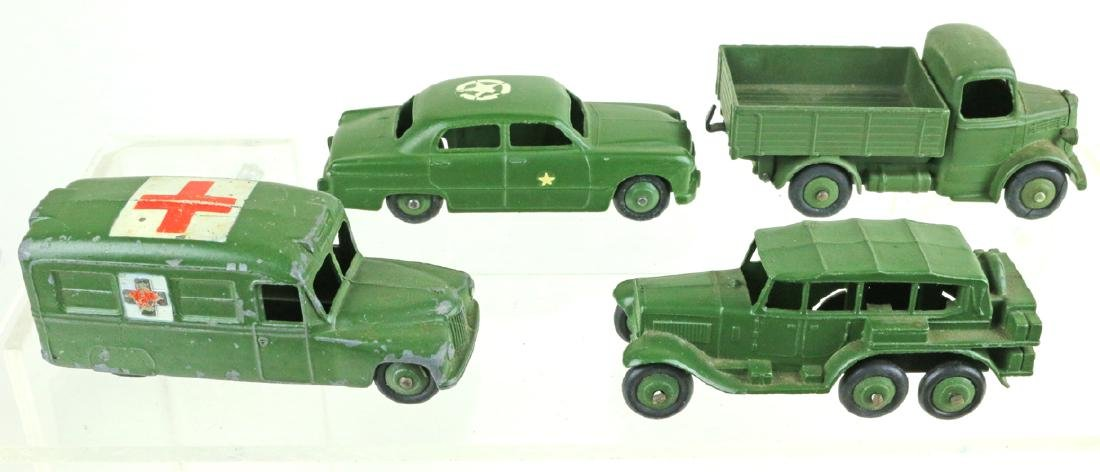 Dinky Military Lot