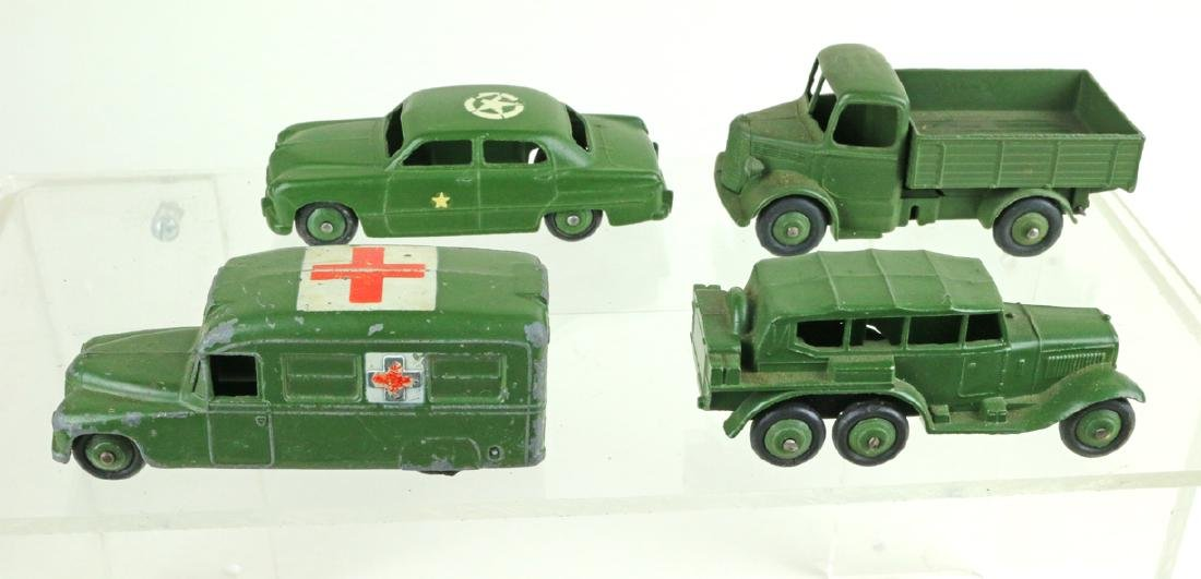 Dinky Military Lot - 2