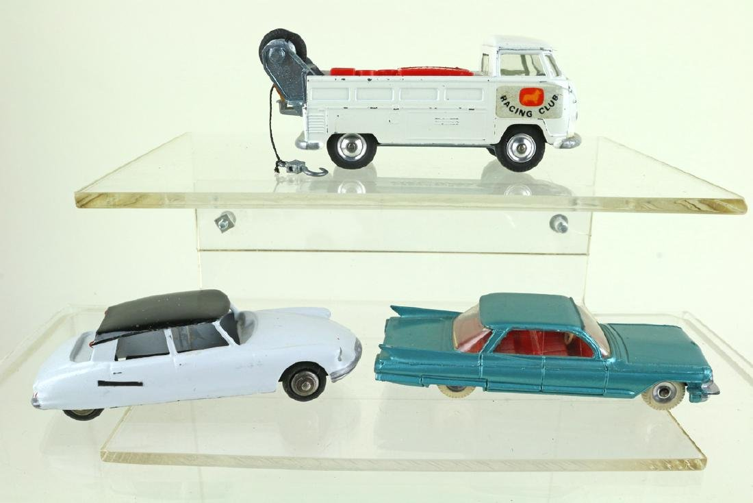 Dinky Corgi Cadillac VW Lot - 2
