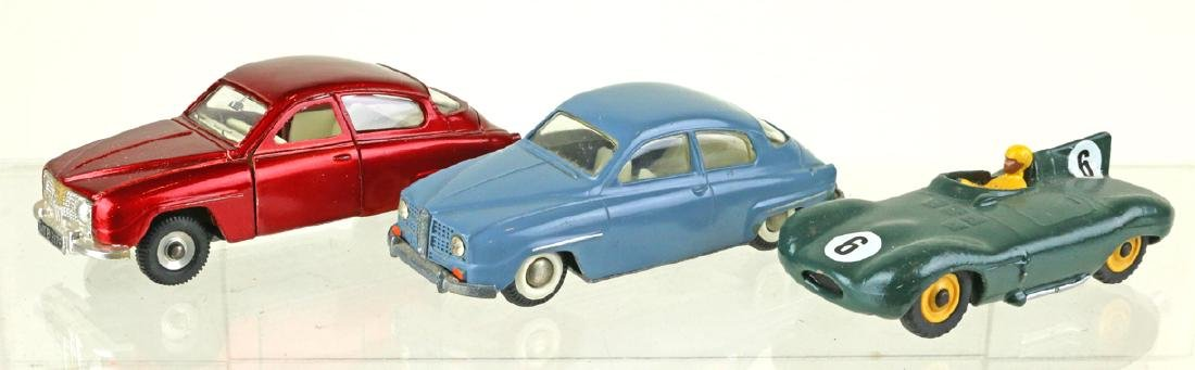 Dinky Techno Boxed Car Lot - 2