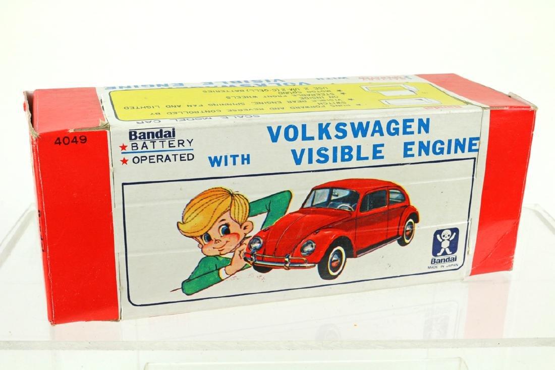 Bandai Visible Engine VW Batt Op In Box