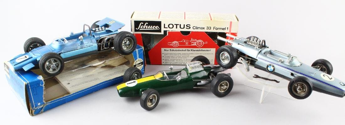 Schuco Race Car Lot