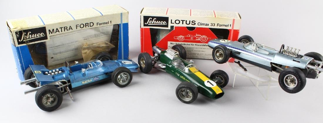Schuco Race Car Lot - 2