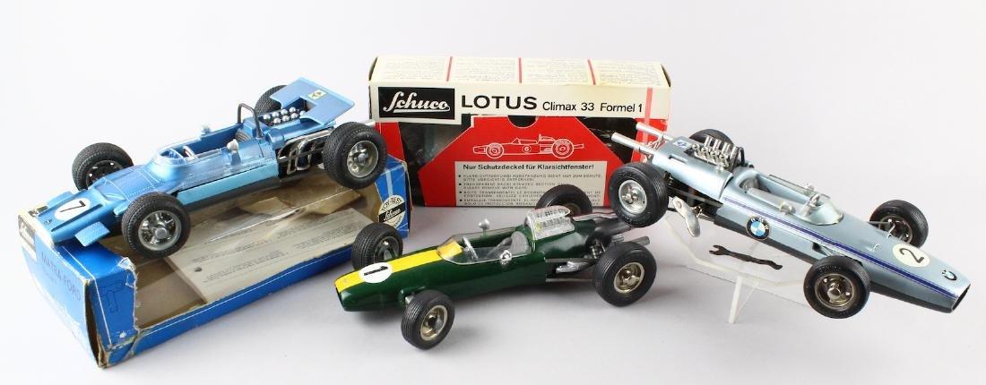 Schuco Race Car Lot - 3