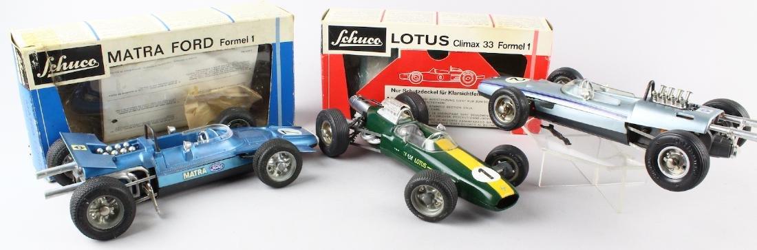 Schuco Race Car Lot - 4