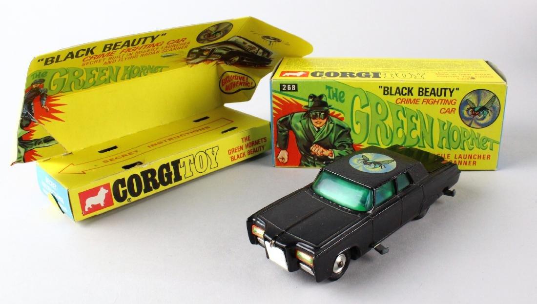 Corgi Green Hornet Mint in Box - 2
