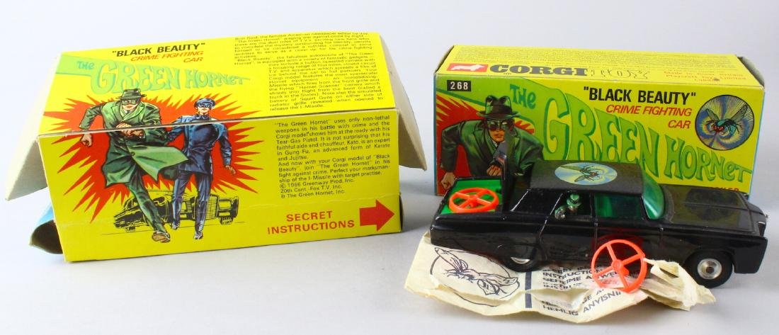 Corgi Green Hornet Mint in Box - 3